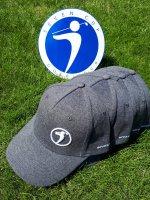 Golfová čepice pánská (tmavý melír) 300 Kč / Men´s golf cap (dark) 300 Czk
