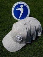 Golfová čepice unisex (světlý melír) 300 Kč / Unisex golf cap (light) 300 Czk