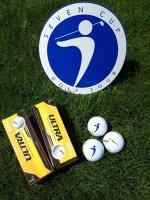 Golfový míč Wilson Ultra/3 pack 180 Kč