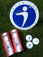 Golfový míč Srixon Distance/3 pack 200 Kč