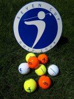 Golfový míč Slazenger V300 soft 1 ks 50 Kč